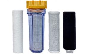 filtereinsatz1 Wasseraufbereitung, Enthärtungsanlagen und weiches und kalkfreies Wasser von Kern Wassertechnik in Mömbris