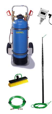 Reinigungsset_WaterCareMaxi Wasseraufbereitung, Enthärtungsanlagen und weiches und kalkfreies Wasser von Kern Wassertechnik in Mömbris
