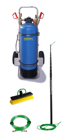 Reinigungsset_WaterCareMini Wasseraufbereitung, Enthärtungsanlagen und weiches und kalkfreies Wasser von Kern Wassertechnik in Mömbris