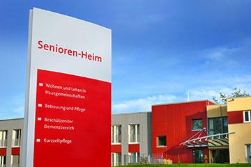 Kunden_Altenheim Wasseraufbereitung, Enthärtungsanlagen und weiches und kalkfreies Wasser von Kern Wassertechnik in Mömbris
