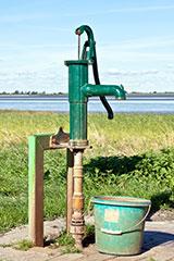 Brunnenwasser Wasseraufbereitung, Enthärtungsanlagen und weiches und kalkfreies Wasser von Kern Wassertechnik in Mömbris
