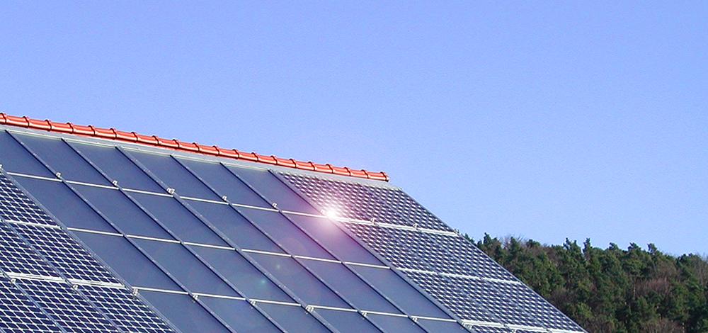 Photovoltaik- und Solar-Reinigung Wasseraufbereitung, Enthärtungsanlagen und weiches und kalkfreies Wasser von Kern Wassertechnik in Mömbris