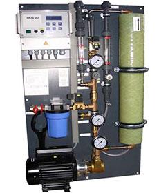 umkehrosmose-anlage-roem Wasseraufbereitung, Enthärtungsanlagen und weiches und kalkfreies Wasser von Kern Wassertechnik in Mömbris