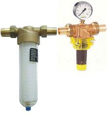 zubehoer1 Wasseraufbereitung, Enthärtungsanlagen und weiches und kalkfreies Wasser von Kern Wassertechnik in Mömbris